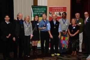 1st Place WorldQuest 2013 Winners: The Charlottans (Signature Health Team)