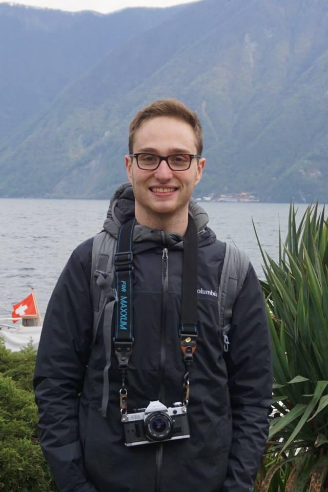 Introducing: Thomas Cushman (Fall 2016Intern)